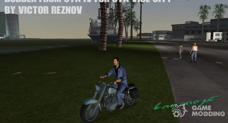 Bobber from GTA IV