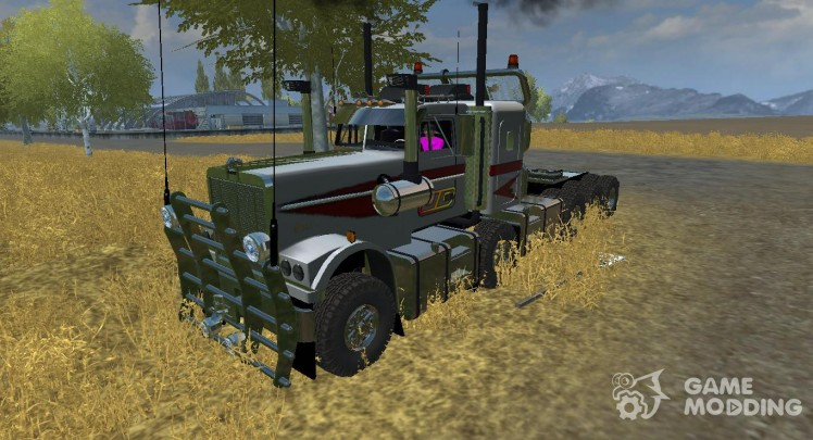 Kenworth Hayes Clipper Roadtrain v2.0