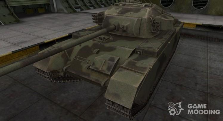 Пустынный скин для Centurion Mk. 7/1