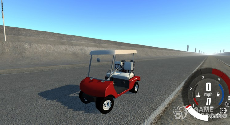 Gol′fkar for BeamNG.Drive