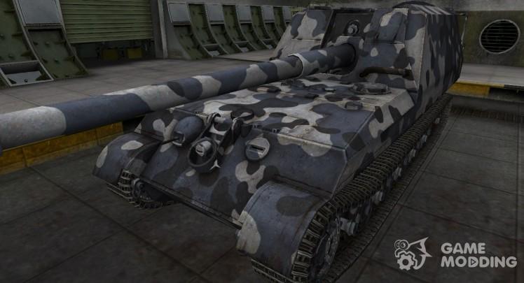 German heavy tank Tiger GW