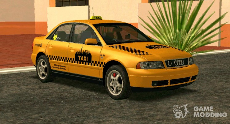 taxi gta san andreas 16. Black Bedroom Furniture Sets. Home Design Ideas