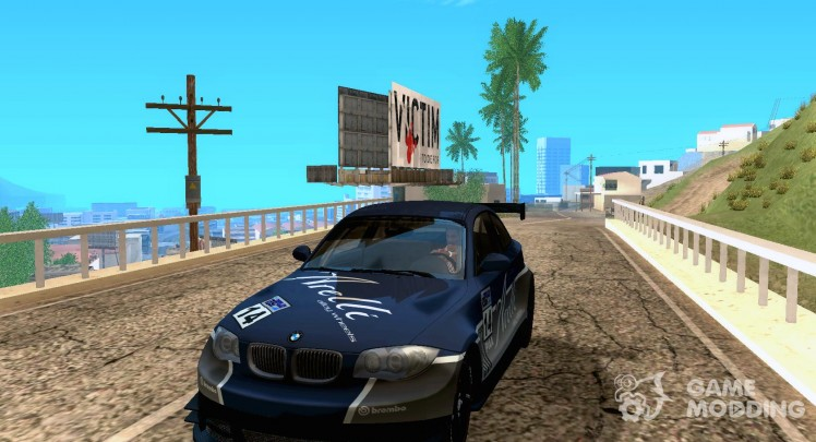 BMW 135i Coupe GP Edition Skin 3