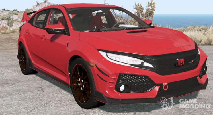 Honda Civic Type R (FK) 2018