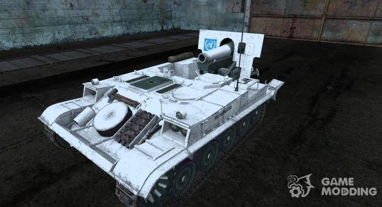 Skin for AMX 13 F3 AM