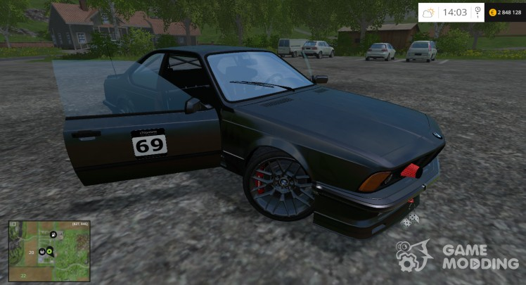 BMW M635 CSi E24 v1.0