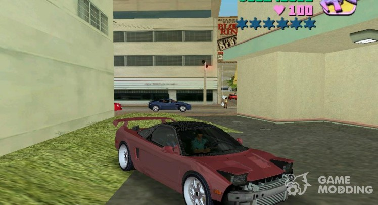 Cars for GTA Vice City with automatic installation » Page 1