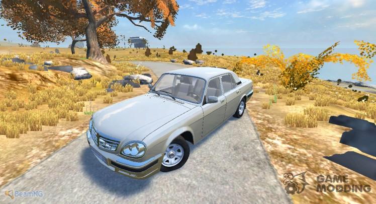 Gaz-31105 Volga