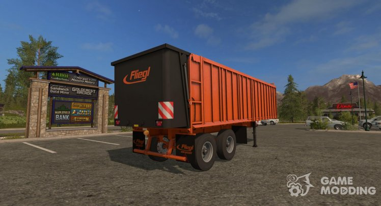 Fliegl ASS 298 Gamling Edition version 1.0.0.1