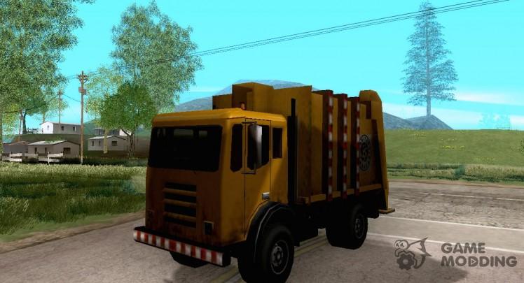Dunetrash базовая версия
