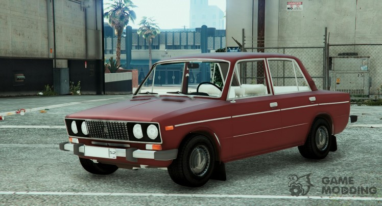 Lada 2106 for GTA 5