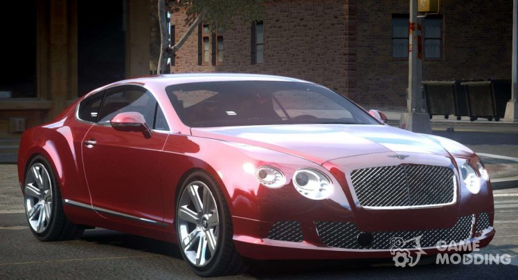 Bentley Continental GT PSI V1.1