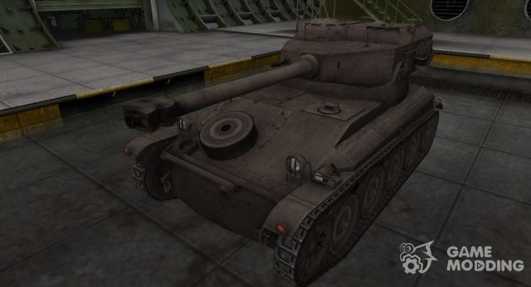 Перекрашенный французкий скин для AMX 12t