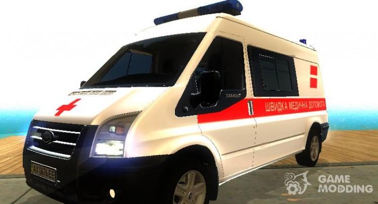 Ford Transit Ambulance of Kharkov