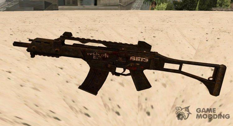Gta 5 Addon Weapons