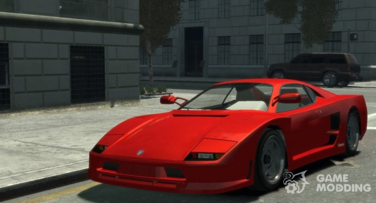 GTA V Turismo Classic With HQ Interior