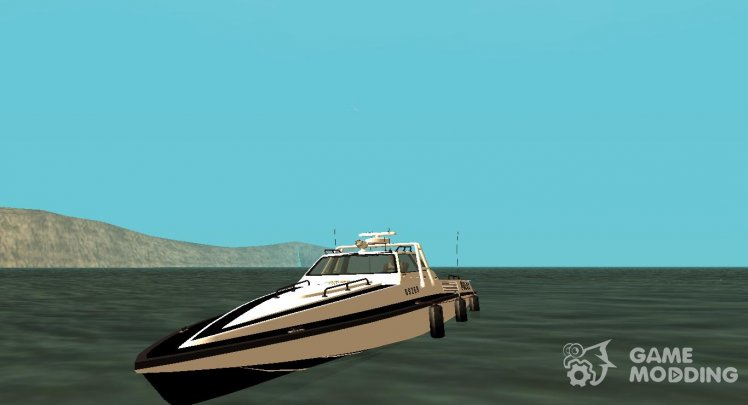 Boats for GTA San Andreas with automatic installation