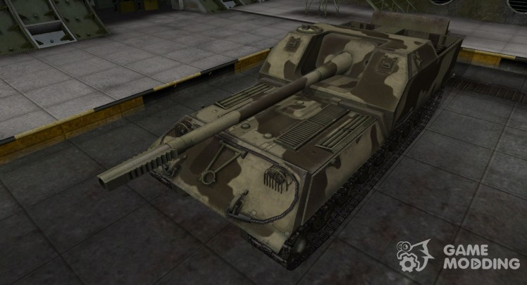 Desert skin for Object 263