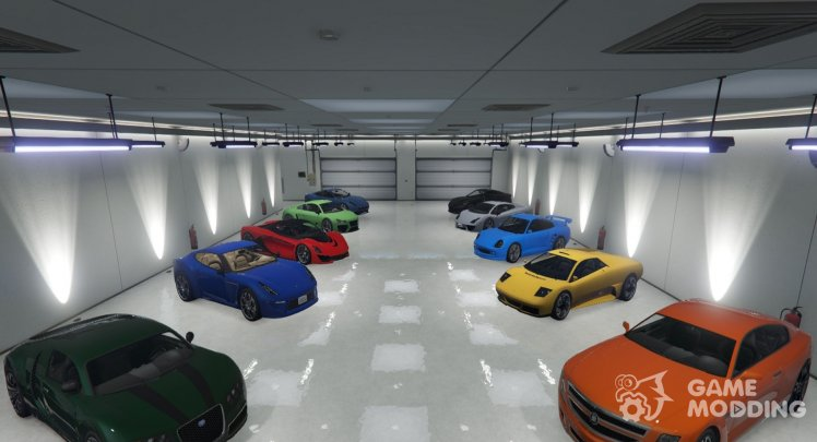Single Player Garage (SPG) Beta 0.6