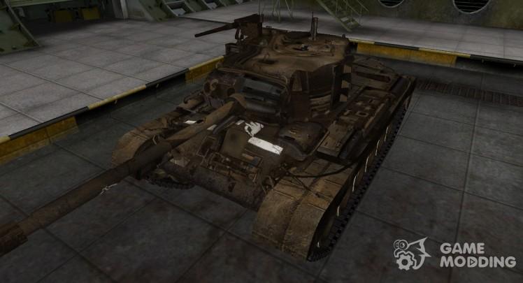 Скин в стиле C&C GDI для M46 Patton