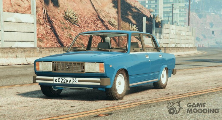 ВАЗ 2105 (Lada Nova/Riva)