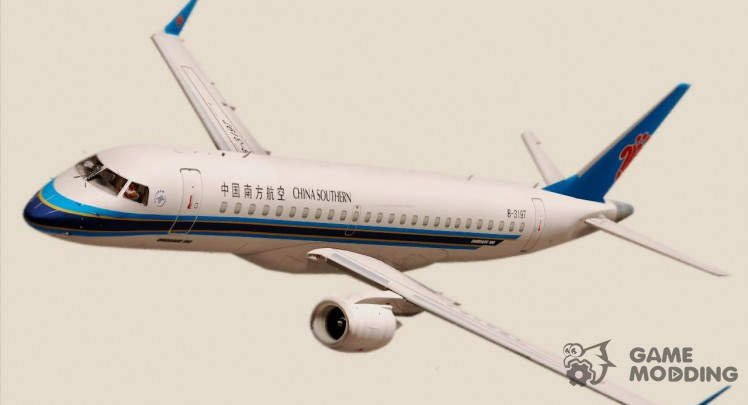 Embraer ERJ-190 China Southern Airlines