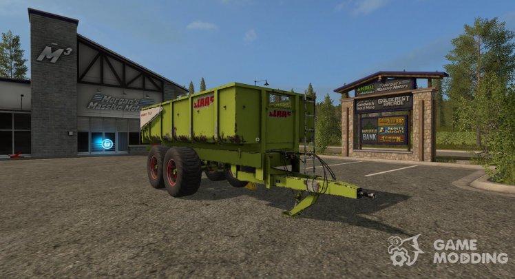 Claas Carat 180T version 1.0.1.0