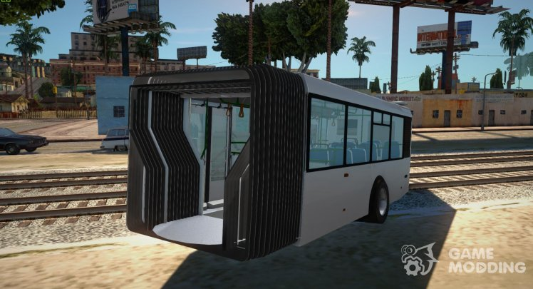 Trailer for LiAZ 6213.20