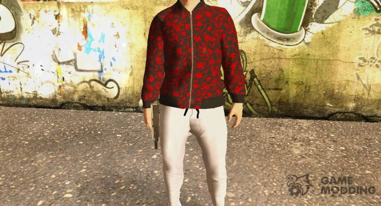 Skin Random 231 (Outfit Casino & Resort)