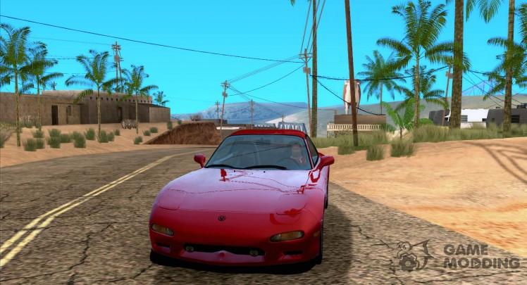Mazda RX-7 FD 1991