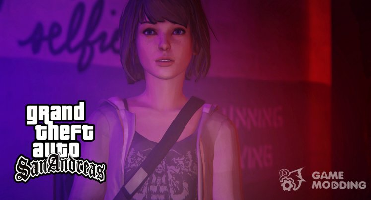 New backgrounds and loading screens in the style of Life is Strange