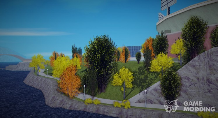 Liberty City Gold Autumn
