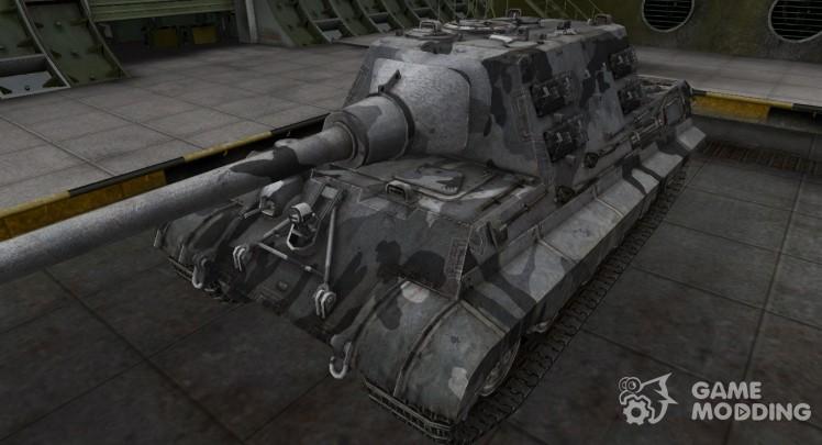 Шкурка для немецкого танка Jagdtiger