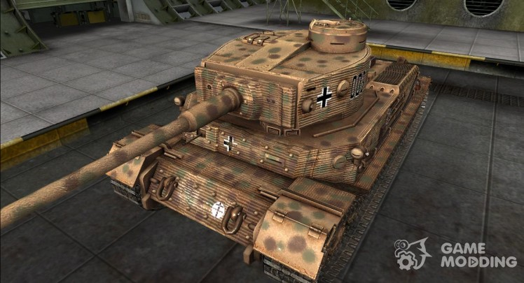 Шкурка для PzKpfw VI Tiger (P)