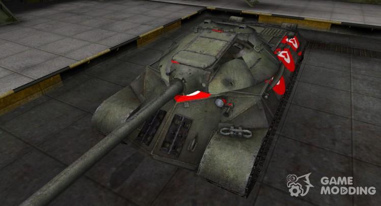 фото танков с зонами пробития напоминающая буквы голливудских