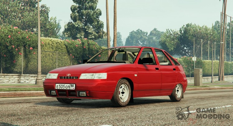 VAZ-2112 (Lada 112) for GTA 5