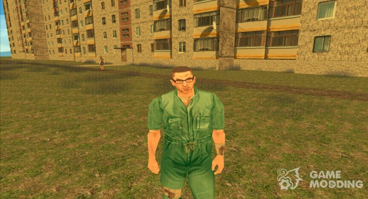Manhunt 2-Danny Prison Outfit