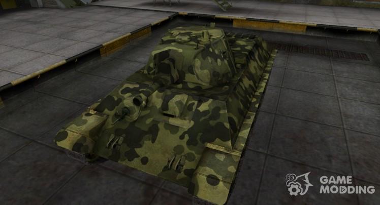 Скин для А-32 с камуфляжем