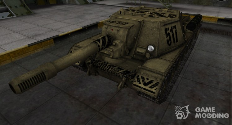 Great skin for Su-152