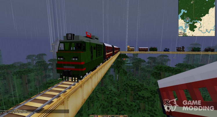 Traincraft