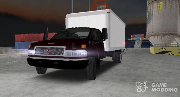 GMC C5500 TopKick 2004