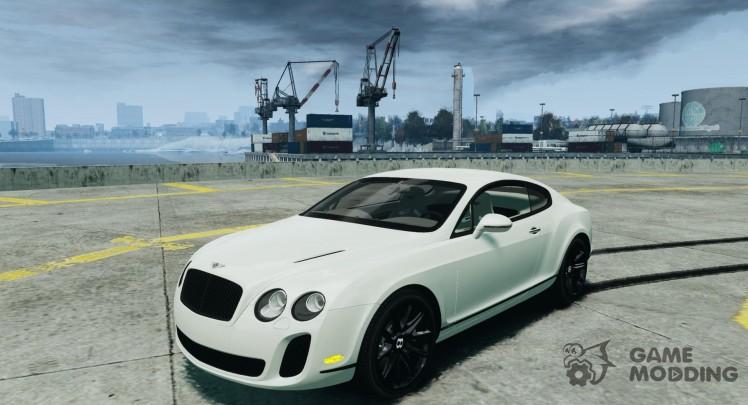 Bentley Continental SuperSports 2010 [EPM]