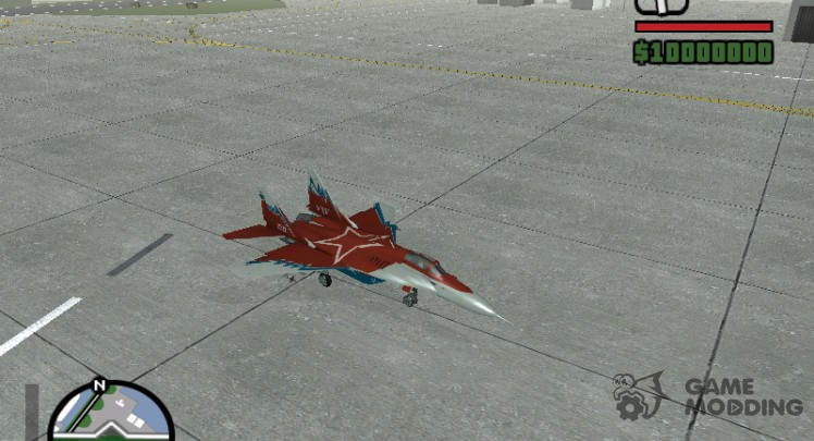 The MiG-29 and EDI