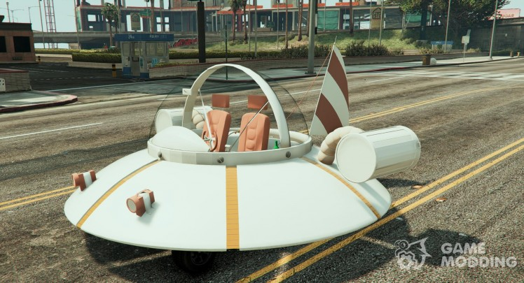 BF Space Docker for GTA 5