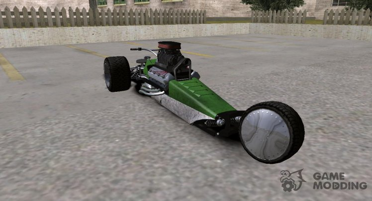 GTA V Western Rampant Rocket Tricycle (VehFuncs)
