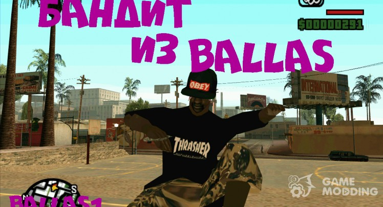 Bandit from Ballas