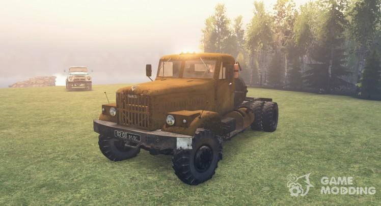 КрАЗ 258 SGS