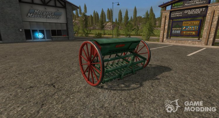 Seeder Hassia equipment FS version 07.04.17