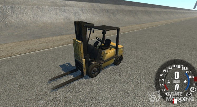 Forklift for BeamNG.Drive