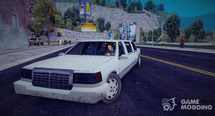 GTA SA stretch